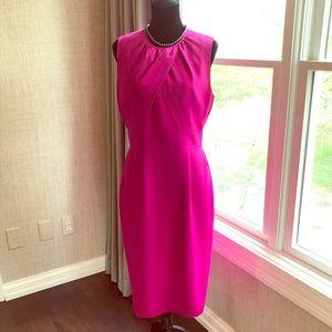 Lovely Burberry Silk Georgette Dress